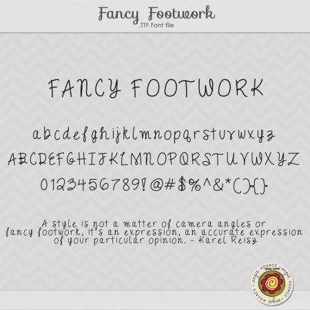ak_fancyfootworkTTF